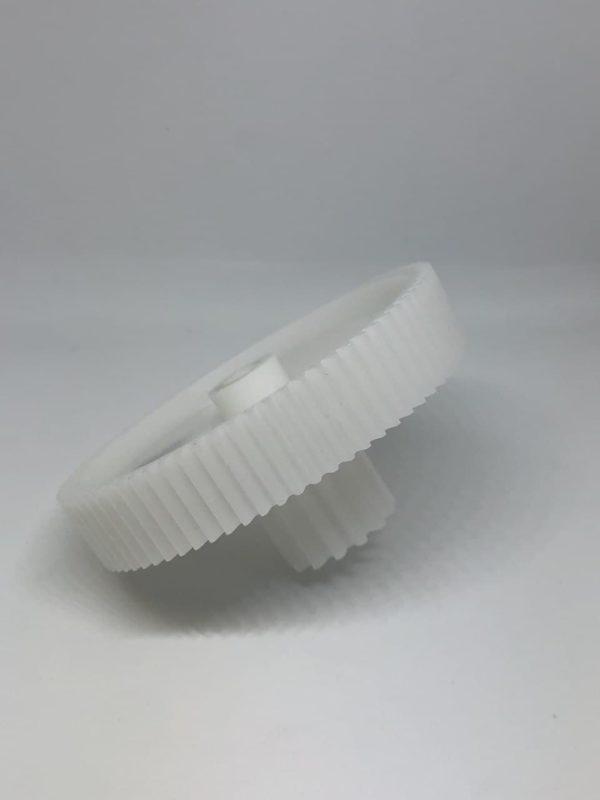 Шестеренка мясорубки Elenberg, Дива, Ротор средняя D80 d23,5 H37 h15 прямой зуб