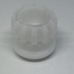 Втулка шнека мясорубки Bosch 753348 пластик