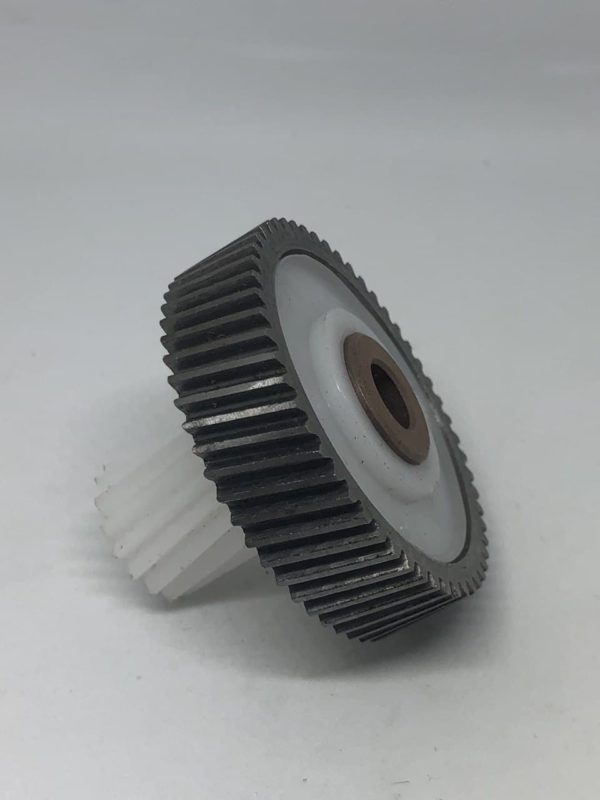 Шестеренка мясорубки Vitesse, Фея (металл) D46 d17,5 H36 h13 косой зуб