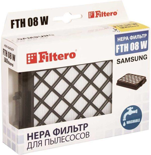 Фильтр пылесоса Samsung HEPA H12 111х147х25мм DJ97-01670B моющийся серия SC88