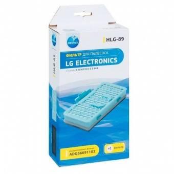 Фильтр пылесоса LG HEPA 58х190х15мм ADQ73254301