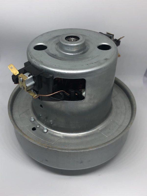 Мотор пылесоса 2000W H120 h49 D130 d83/23 с носиком