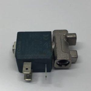 Электроклапан кофемашины, пароутюга CEME 5510EA2 0,2-3,5 bar 230V 13,5w 1/8