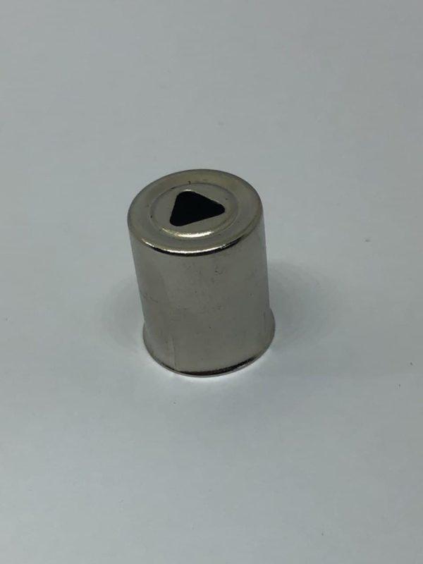 Колпачок магнетрона треугольник h17,9mm d внутренний 14mm