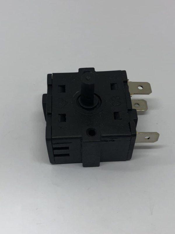 Переключатель 3-х позиционный масляного радиатора 0-1-2-3 (3 контакта)