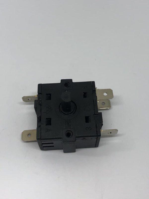 Переключатель 2-х позиционный масляного радиатора 0-1-2 (5 контактов)