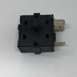 Переключатель 6-и позиционный масляного радиатора (3 контакта) без фиксации
