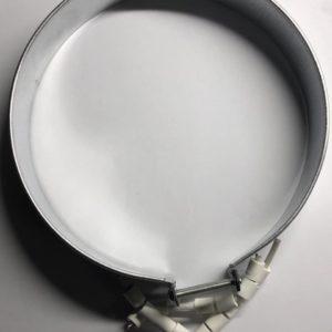 ТЭН термос-чайника лент. D160mm L510mm контакты под болтик 820/72 ом 700W