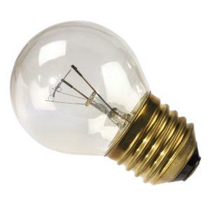 Лампочка 40w E27 духовки жаростойкая до 300гр
