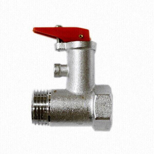 Обратный клапан в/н 3/4 со сливом 6,5бар. Италия 60001310