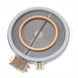 Эл.конфорка (стекло) D200mm, спираль d170mm 1700W/230V с расширением
