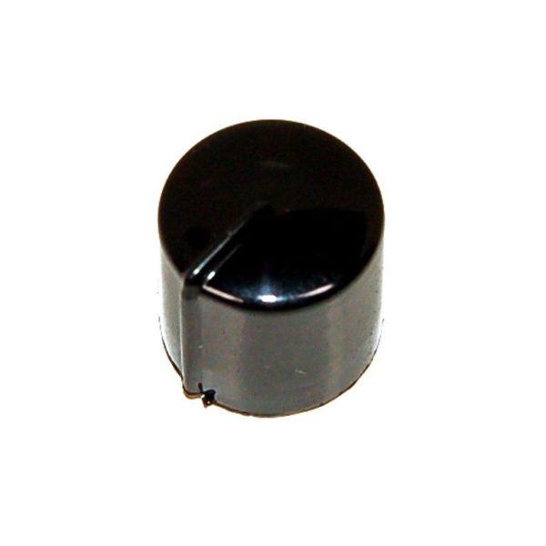 Ручка таймера электроплиты Gorenje черная 618110
