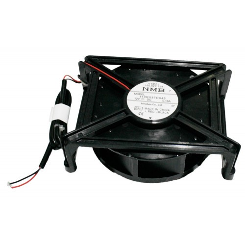 Электродвигатель вентилятора х/ка Ariston, Indesit в сборе 12V 0,16A 293739