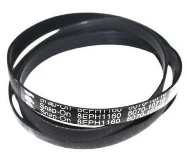 Ремень 1160 H8 черный