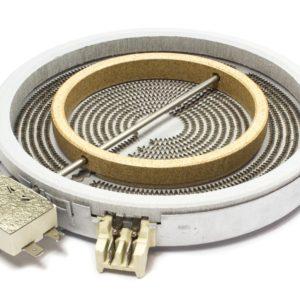 Эл.конфорка (стекло) D200mm, лента d175mm/110mm, 1700W/700W с расширением