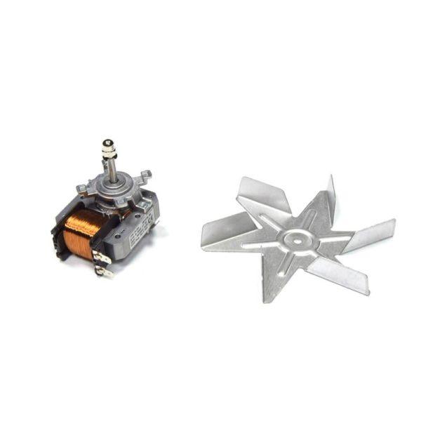 Электродвигатель конвекции духовки Hansa 8009770