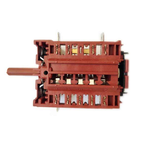 Переключатель духовки крепеж под термостат 6 позиций