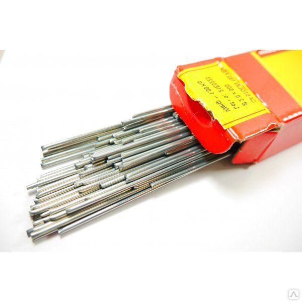 Припой для алюминия 1 пруток D2мм h500мм Оригинал Merloni 143875