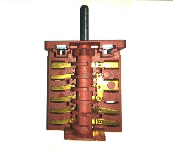 Переключатель духовки ПМЭ 27-23516А на 5 позиций