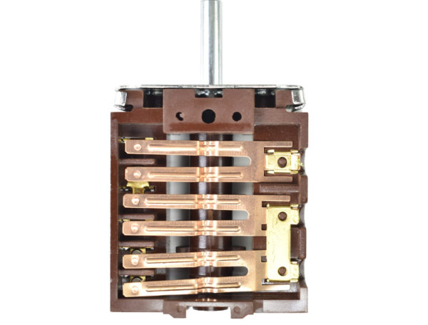 Переключатель конфорки ПМ 16-5-15, 5 позиций (ПМЭ 27-23522)