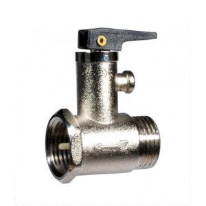 Обратный клапан в/н 1/2 со сливом 8бар. Италия