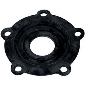 Прокладка в/н резин. круглая 5 болтов D116 d37  Ariston 570393