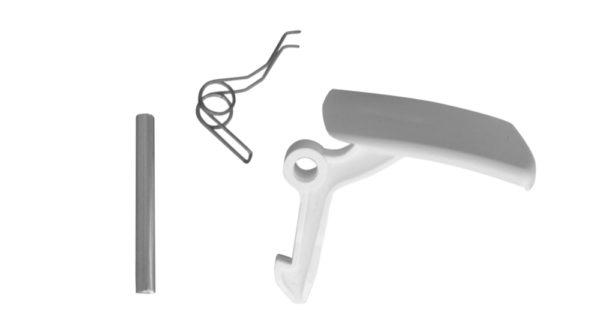Ручка люка в сборе Bosch, Siemens 697499
