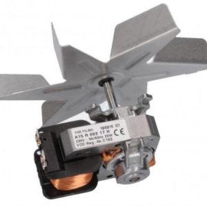 Электродвигатель конвекции духовки 30W + крыльчатка