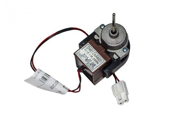 Электродвигатель вентилятора х/ка Daewoo м/к 12V 2,5W 2200RPM