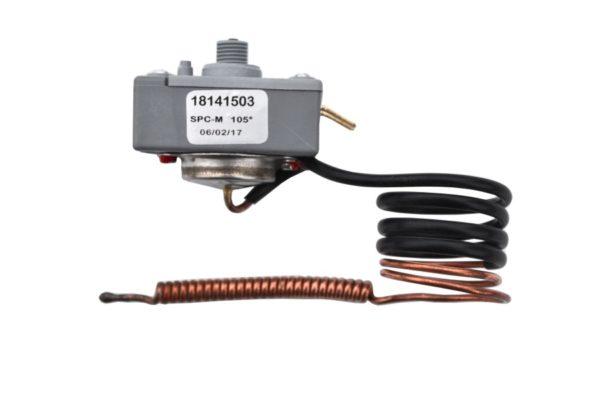 Термостат в/н защитный тип SPC-M 16A/105C Termowatt Италия