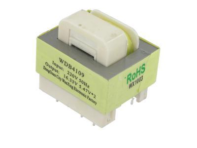Трансформатор модуля СВЧ печи WDB4109 220V - 16,33V/5,47V*2