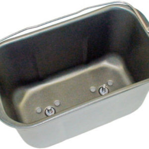 Ведерко хлебопечи Moulinex OW5000 - 6000 SS-186157 под 2 лопатки