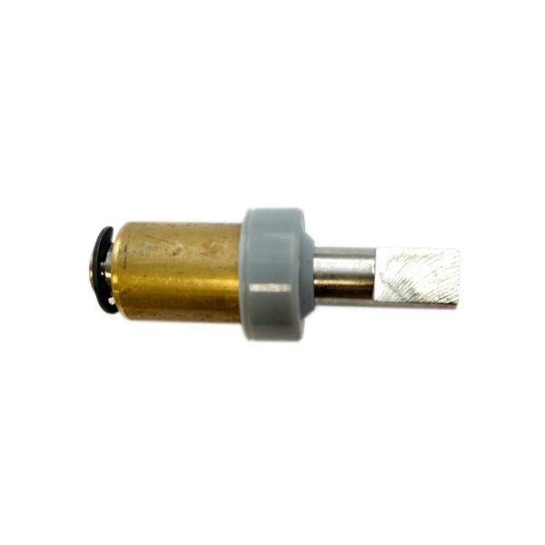 Шток ножа хлебопечи Philips D8mm под лопатку D6mm H49 mm + сальник 8х19х8 + втулка