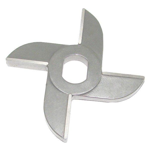 Нож мясорубки промышленной TM-12 D59 посадочное 12х10