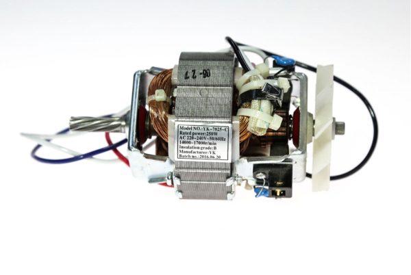 Мотор мясорубки Polaris 250W YK-7025-C