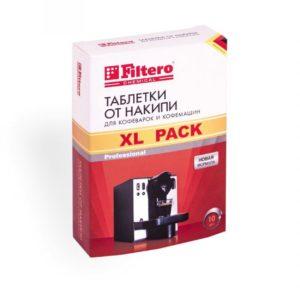 Таблетки от накипи для кофемашин 10 шт Германия Filtero